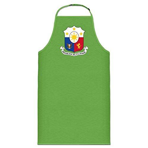 Shirtcity Philippinen Wappen Kochschürze by -
