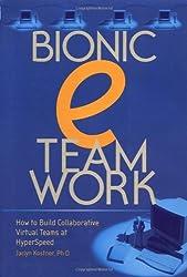 Bionic eteamwork: How to Build Collaborative Virtual Teams at Hyperspeed by Jacklyn Kostner (2001-09-13)