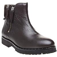 ILSE JACOBSEN Alena Zip Boots Brown