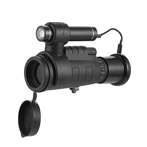 QNMM Infrarot-Nachtsicht-Monokulare wasserdichter Nebel-Beweis tragbarer Doppelfokus-Monokular-Teleskop für das Wandern der Jagd-Jagd