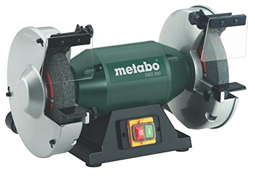 METABO DSD 200 - ESMERILADORA DOBLE   DISCOS 200 MM  TRIFASICA 380 V