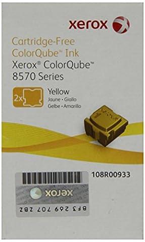 Xerox 108R00933 Kit de 2 Cartouche d'encre d'origine Jaune