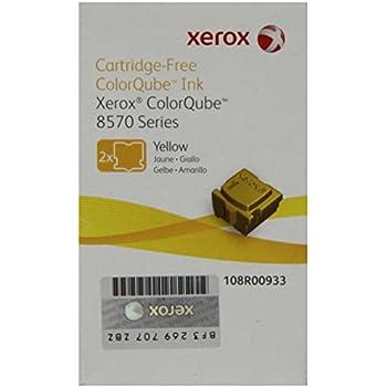 Xerox COLORQUBE 8570 Pack de 2 Toners laser 4400 pages Magenta