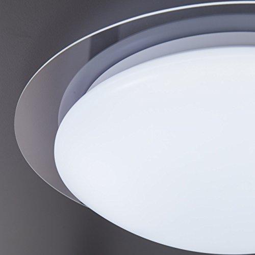 led deckenleuchte led lampe dimmbar farbwechsel 16 farben w hlbar fernbedienung deckenlampe. Black Bedroom Furniture Sets. Home Design Ideas