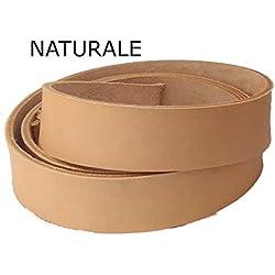 Tira de piel de 30mm–Color Piel Natural -