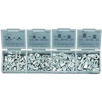 Heytec Heyco 01261001000 - Remache de aluminio (en caja de plástico)