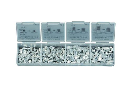 Heytec Heyco 01261001000 Gewindenietensatz in Kunststoffbox