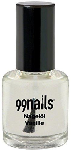 99nails Nagelöl - Vanille, 1er Pack (1 x 15 ml)