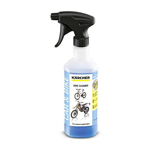 Price comparison product image Kärcher 62957630 Motorcycle Cleaner - Black
