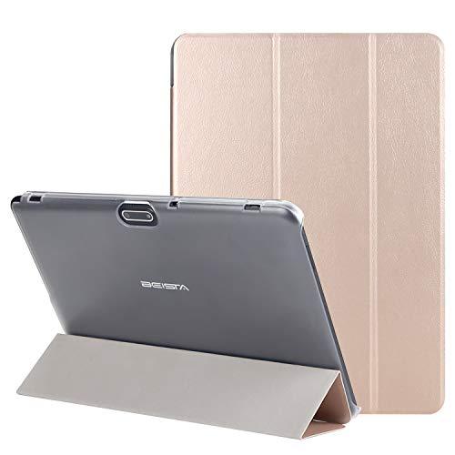 custodia universale tablet 10.1 BEISTA Cover Custodia Protettiva Case Universale in Pelle PU Adatto per LNMBBS Tablet 10 Pollici