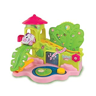 Smoby - 211393 - Erste Alter Spielzeug - Animal Planet Home Of The Jungle