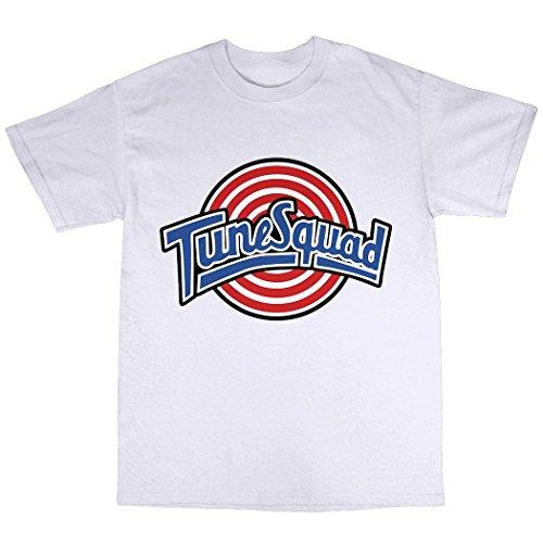 Tune Squad T-Shirt 100% Baumwolle Wei�