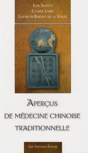 Aperçus de médecine chinoise traditionnelle