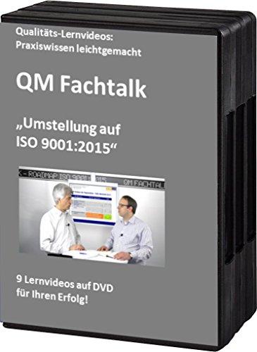 """Preisvergleich Produktbild QM Fachtalk """"Umstellung auf ISO 9001:2015"""""""