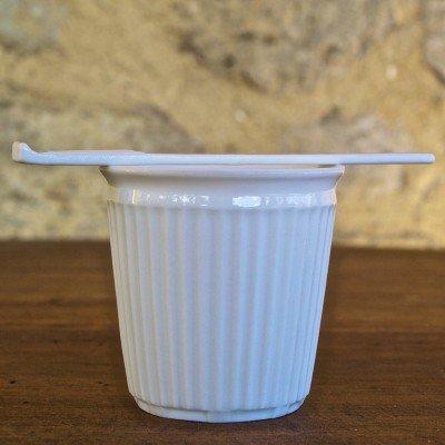 Serax Tasse Faux Pli Porcelaine Blanche