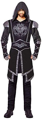 Widmann-WDM07732 Costume Adulto Uomo, Multicolore, WDM07732
