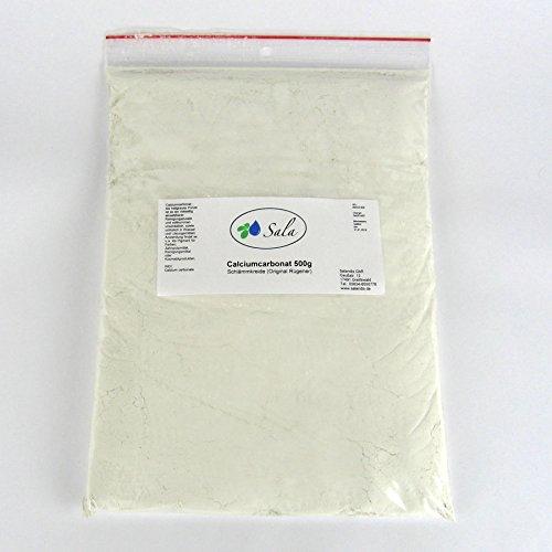 Sala Calciumcarbonat Rügener Schlämmkreide extra fein 500 g -