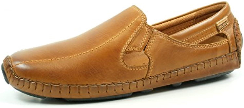 Pikolinos 09z-5958 Jerez Zapatos Mocasines de cuero para hombre, schuhgröße_1:eur 43