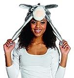 Plüschmütze Esel