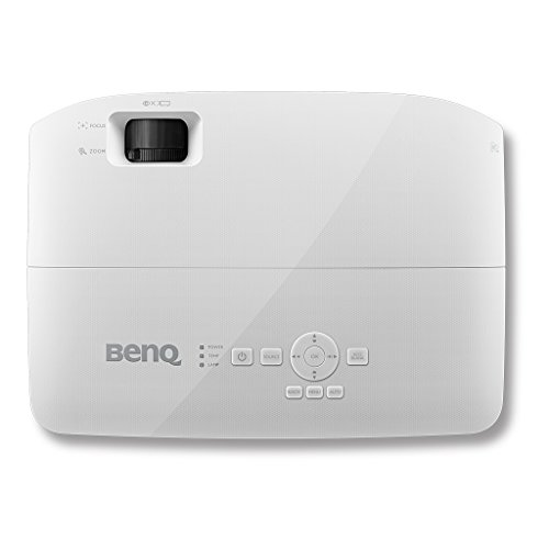 BenQ MS 531-P DLP Projector (White)