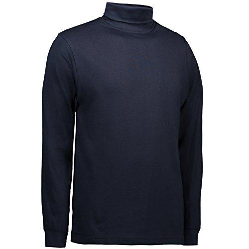 Pionier 41221-L T-Shirt/Rollkragen 546 T-Time Größe L, Schwarz, L Schwarz