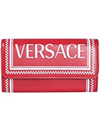 aa4399c352 Versace Collection Portafoglio Donna DPDG505LD3VLVD6TOT Pelle Rosso