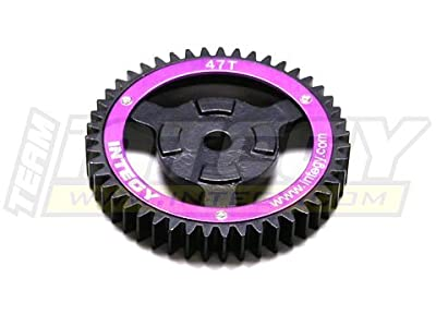 Integy RC Hobby T6903 Steel Spur Gear for HPI Savage-X, 21 & 25 47T