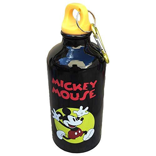 BORRACCIA Mickey Mouse Topolino Disney Sport Tappo SVITABILE in Alluminio ML. 500 - WD20172/3