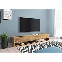 Selsey Meuble TV, 180 x 32,5 x 30
