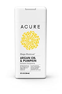 ACURE - Mega Moisture Shampoo Argan Oil & Pumpkin - 12 fl. oz.