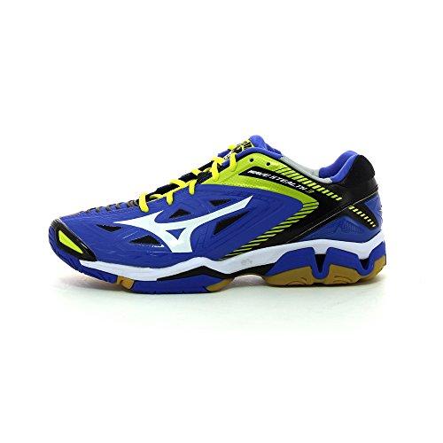 Mizuno - Wave Stealth 3, Scarpe da basket Donna Blue - BLUE