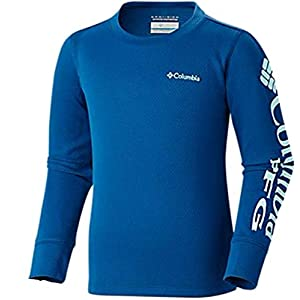 Columbia Sportswear Jungen Winter Blur Tech Tee
