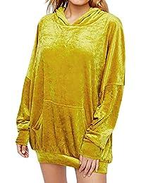 Suchergebnis auf Amazon.de für  Velours - Streetwear   Damen  Bekleidung 29ac8fde5f