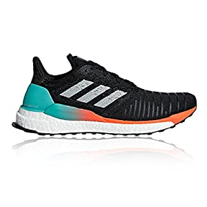 Adidas Solar Boost M, Zapatillas de Running para Hombre, Negro (Core Black/Grey Two F17/Hi-Res Aqua), 44 2/3 EU