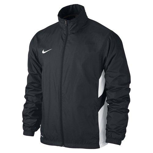 Nike Kinder Jacke Sideline Woven Academy 14 black/White, XS (Nike-youth-jacken Jungen)