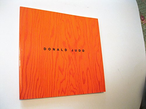 Donald Judd por AGEE