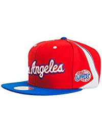 Mitchell & Ness - Casquette de Baseball - Homme rouge Red