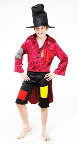 Kinder Kostüm Artful Dodger Oliver Twist Outfit 146cm (Artful Kind's Dodger Kostüm)