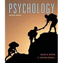 Psychology for High School by David G. Myers (2015-01-12)
