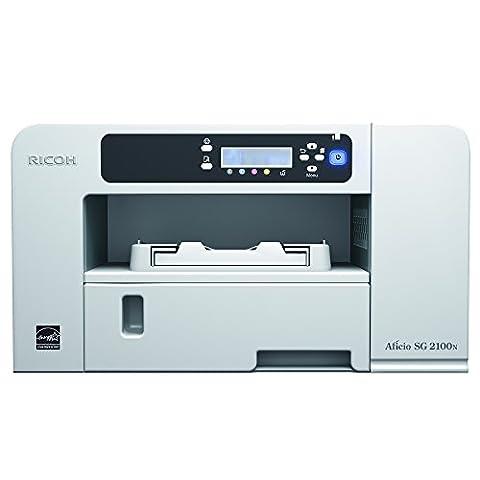 Ricoh Aficio SG 2100N Farbdrucker (3600x1200 dpi, Ethernet 10 base-T/100