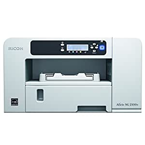 ricoh stampanti ink-jet  (modello: aficio sg 2100n; sistema di stampa:inkjet, gel, quadricromia, 1 nr)