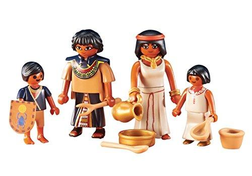 PLAYMOBIL FAMILIA EGIPCIA, REF 6492, SE ENVIA EN BOLSA PRECINTADA DEL FABRICANTE