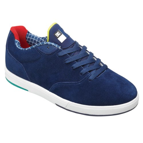 DC Shoes Sneaker Uomo, Blu (Blu), 40 Blu
