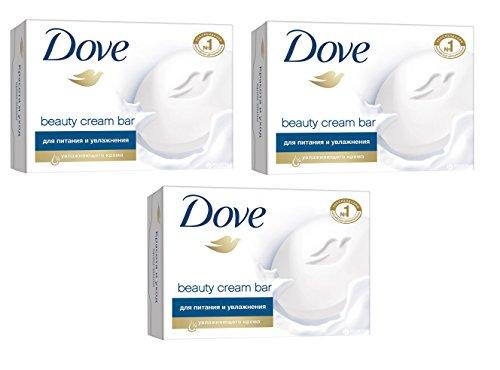 Dove Beauty Cream Bar 135g (Pack of 3)