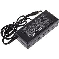 Batterytec ® Caricabatterie AC adattatore di alimentazione per Toshiba Qosmio E15 F15 F25,15V 6A 90W[15V 6A 12 mesi di garanzia]