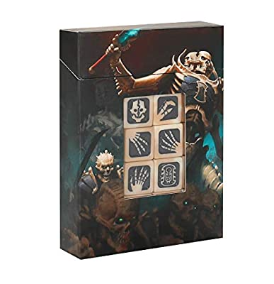 Games Workshop Ossiarch Bonereapers - Dice Set - 65-33 - Warhammer Age of Sigmar