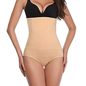 Costafrey Women's Shapewear with Anti Rolling Strip