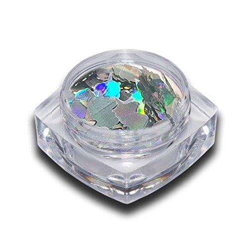Glitter Glitzer Einhorn Hologram Einleger Holo Nailart