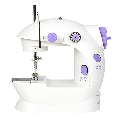Farway mini machine à coudre portable machine à...