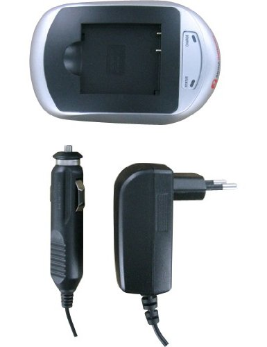 Ladegeräte für PANASONIC LUMIX DMC-FT20D, 220.0V, 1000mAh